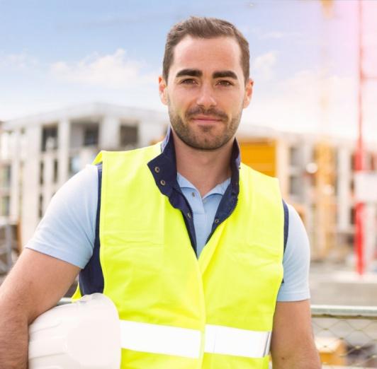 dla pracowników budowlanych